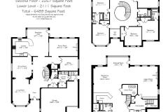 Hamilton realtor floor plans