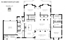 Oakville Floorplan - 384 Birch Boulevard